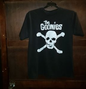 The Goonies Skull & Crossbones T- Shirt